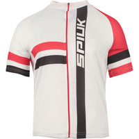 MAILLOT M/C FS SPIUK HOMBRE 2014 BLANCO/