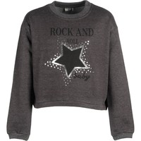 sudadera girl rock