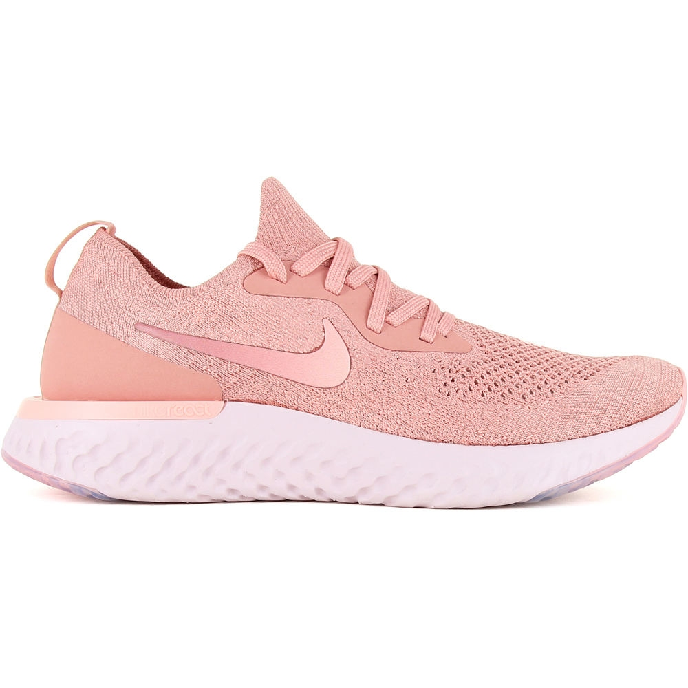Zapatilla running mujer wmns nike epic react flyknit
