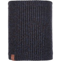 KNITTED POLAR FLEECE NEACKWARMER LYNE NIGHT BLUE