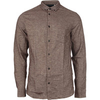 Shirt - Arvid LS BD Brushed