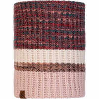 KNITTED POLAR FLEECE NEACKWARMER ALINA BLOSSOM RED