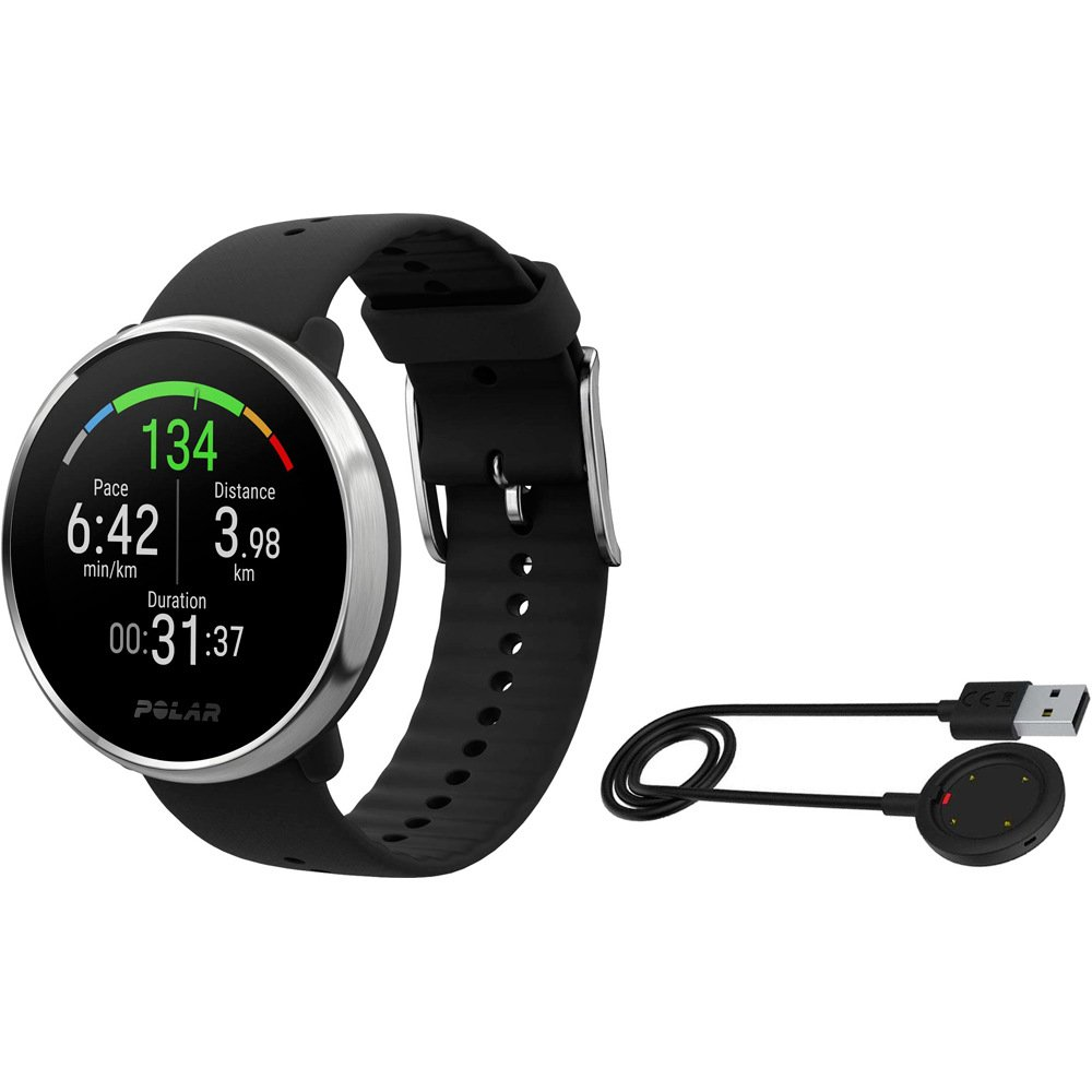 Pulsómetros con gps polar ignite blk ml