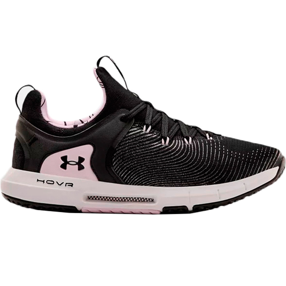 Zapatillas fitness mujer ua w hovr rise 2 lux