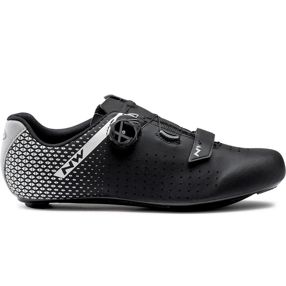 Zapatillas ciclismo carretera core plus 2 wide road