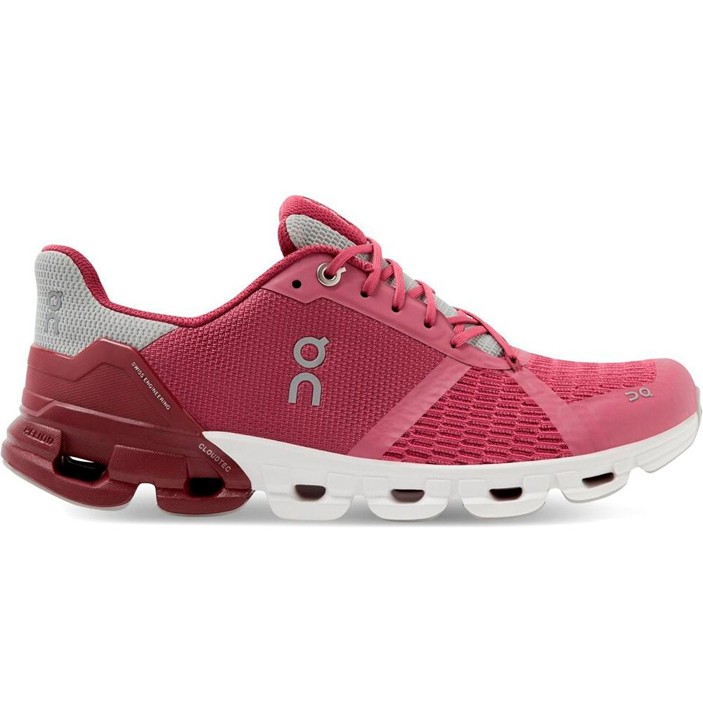 Zapatilla running mujer cloudflyer