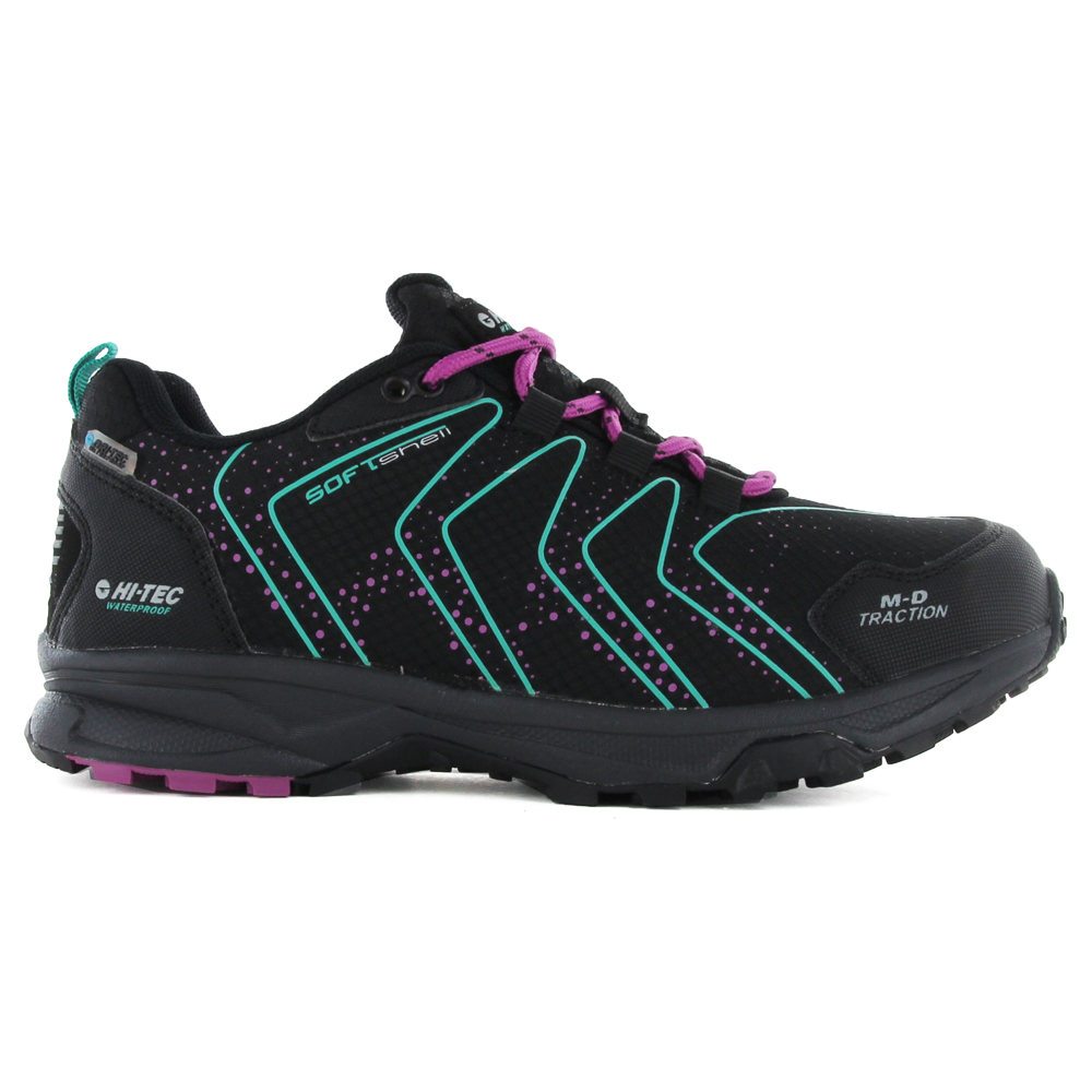 Zapatilla trekking mujer roncal low wp wo's